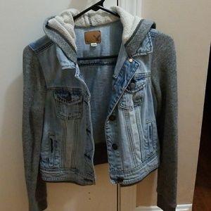 American Eagle Women's Denim jacket